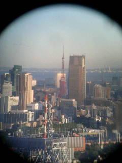 ちいさな東京タワー