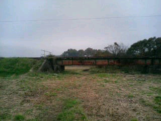 廃線風景3 橋