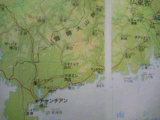 中国鉄道大紀行 その23 1cmの海