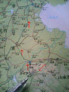 中国鉄道大紀行 その60 泰山7000段