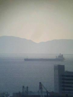 明石海峡遠望
