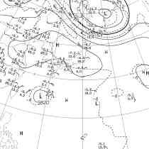 高緯度亜熱帯高気圧