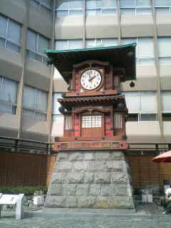 カラクリ時計