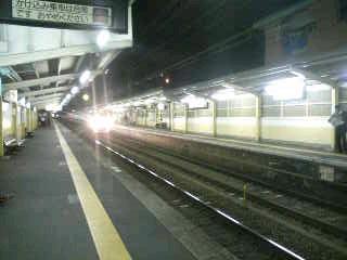 新宿まで歩いてみようかな