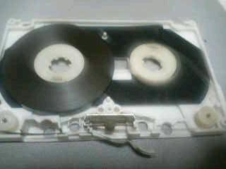 カセットテープ修復