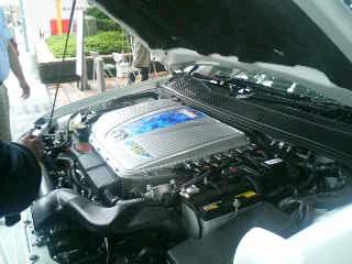 燃料電池車試乗