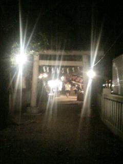 稲城の秋祭り