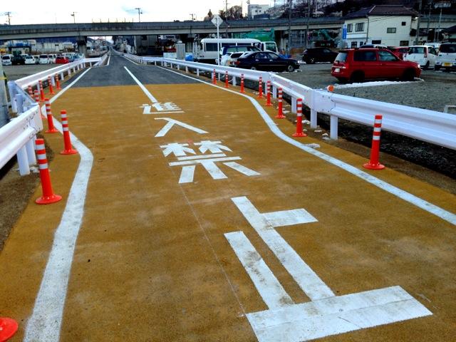 大船渡線BRT専用路線