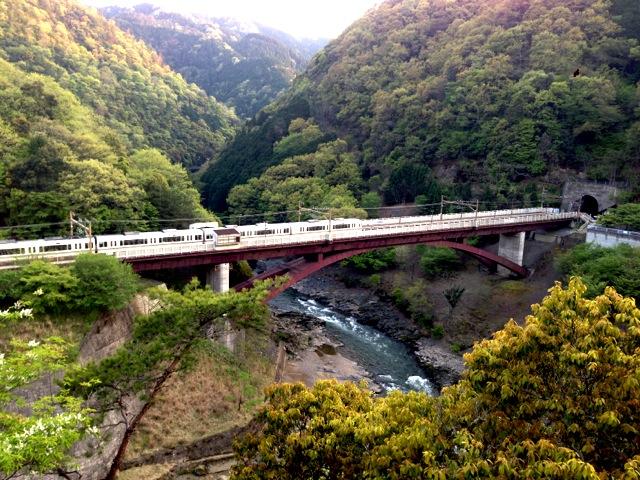 絶景・鉄道の旅風味