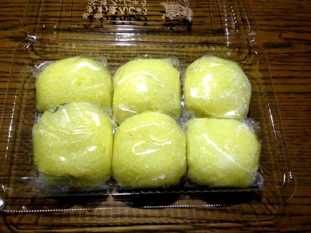 柳津の粟饅頭