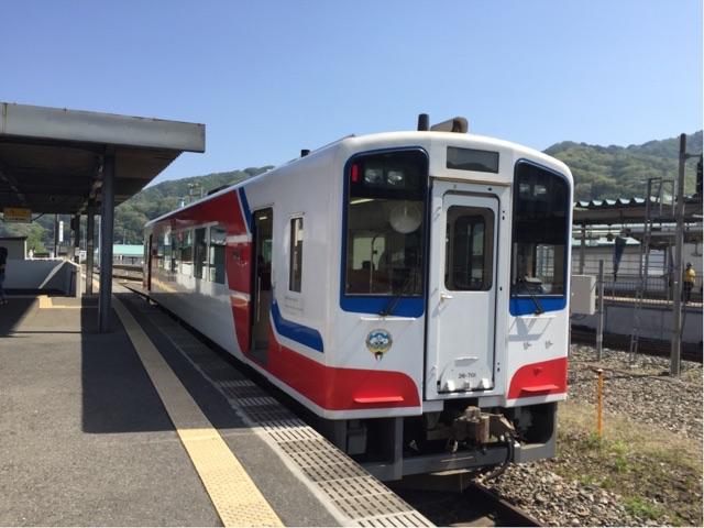 三鉄南リアス線